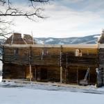 Berg&Wien Massivtre: Restaurering av stabbur, Schee gård, Hov i Land, Oppland. Foto: Bjørn H Stuedal
